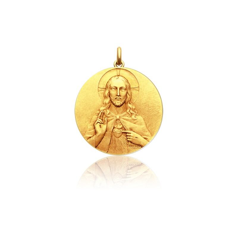 Medalla De Oro Coraz 243 N De Jes 250 S Y Virgen Mar 237 A Ocarat