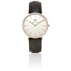Reloj Classic York Oro Rosa 40mm