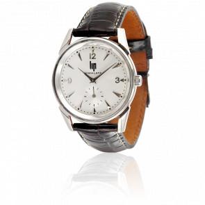 Reloj Maurice Herzog Himalaya 1954 Cromo & Plata