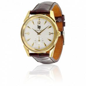 Reloj Maurice Herzog Himalaya 1954 Dorado & Plateado