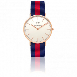 Reloj Classic Oxford Señora Oro Rosa 36mm