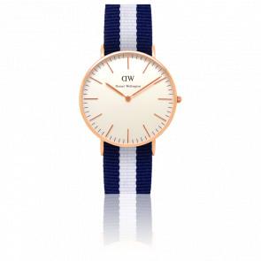 Reloj Classic Glasgow Oro Rosa Señora 36mm