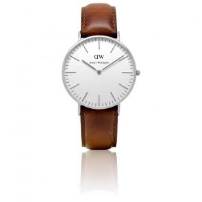 Reloj Classic St Andrews Señora Plateado 36mm