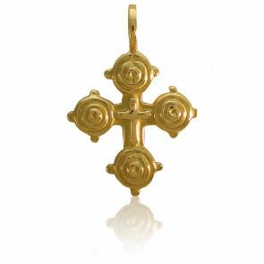 Cruz de Galicia Oro Amarillo