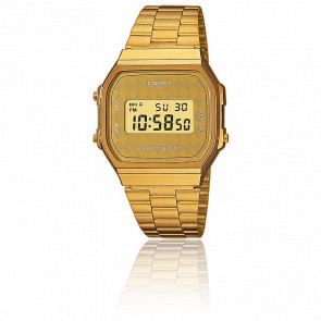 Reloj Casio Collection - Gold arlequín - A168WG-9BWEF