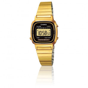 Reloj Casio Collection - LA670WEGA-1EF - Gold