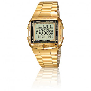 Reloj Casio Collection - DB-360GN-9AEF - Dorée