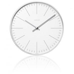 Reloj Max Bill 367/6049.00 Wanduhr 22 cuarzo
