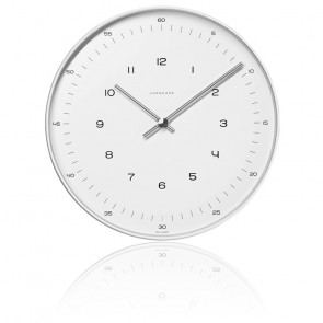 Reloj Max Bill 374/7001.00 Wanduhr 30 radio-pilotado