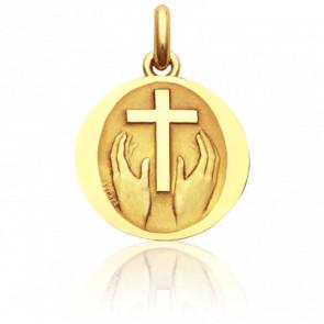 Medalla Credo Deo