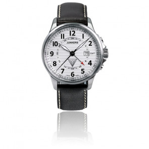 Reloj Tante Ju GMT Second Time Zone 6848-1