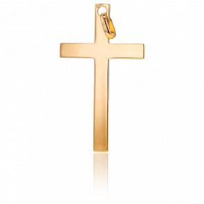 Colgante Cruz Dorado