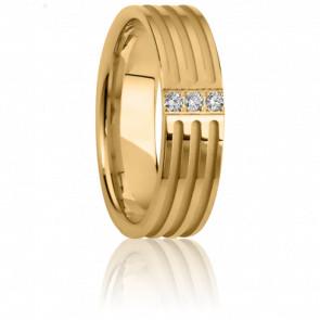 Alianza Orfeo Oro Amarillo y Diamantes