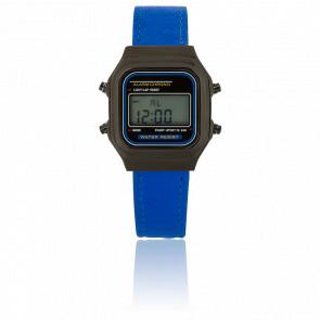 Reloj Black Blue Vintage