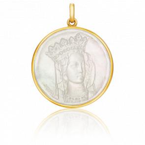 Medalla Notre Dame de Nácar