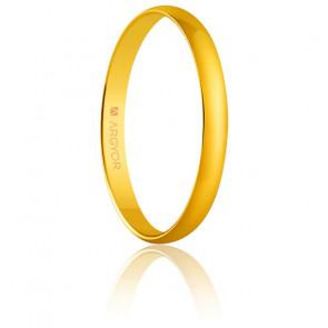 Alianza Violeta Oro Amarillo 2,50mm