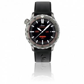 Reloj de buceo UX GSG 9 Correa Silicona Negra