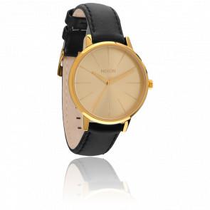 Reloj Kensington Piel Dorado- A108-501