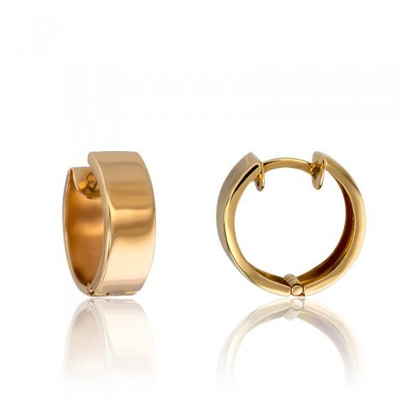4da0cd9e87e4 Pendientes Aros pequeños oro amarillo 18k - Vandona - Ocarat