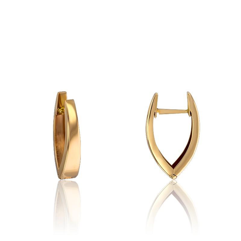 766b7ef6c7a2 Pendientes de aros para mujer de oro y plata - Ocarat