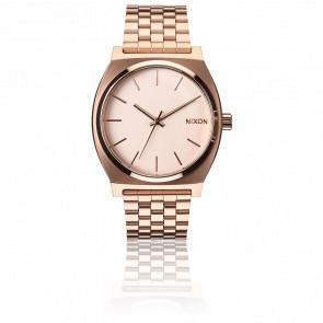 Reloj The Time Teller PVD Oro Rosa - A045 897
