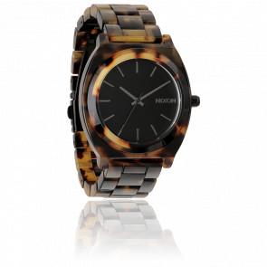 Reloj Time Teller Acetato Tortoise - A327 646
