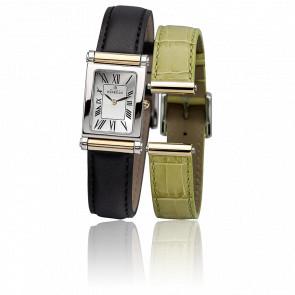 Reloj Antares Cofre Correa intercambiable COF.17048/T01NV