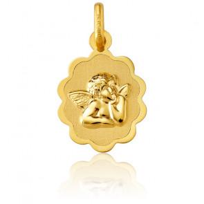 Medalla Oro Amarillo Ángel Rafael