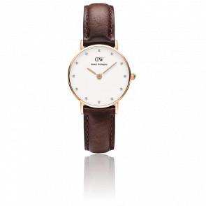 Reloj Classy Bristol Lady Rosa Gold 26 mm