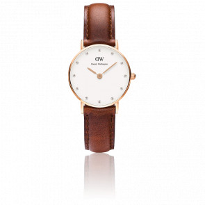 Reloj Classy St andrews Lady Rosa Gold 26 mm