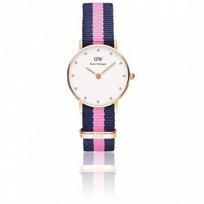 Reloj Classic Winchester Oro Rosa 26mm