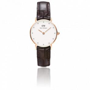 Reloj Classy York Lady Rosa Gold 26 mm