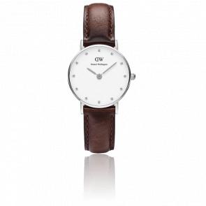 Reloj Classy Bristol Lady Silver 26 mm