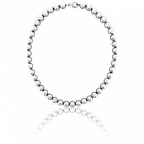 Collar Perlas de Plata