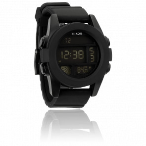 Reloj Negro Unit A197-000