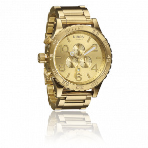 Reloj The 51-30 Chrono All Gold - A083-502