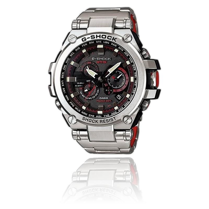 Reloj g premium mtg s1000d 1a4er red g shock casio