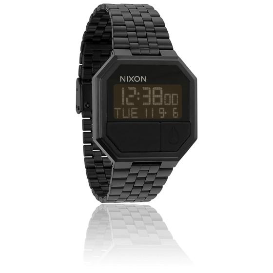 414c9b201374b Reloj digital de acero negro - Nixon - Ocarat