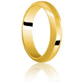Alianza Star 4 mm Oro Amarillo