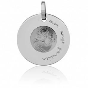 Medalla Ángel de la Guarda Paloma