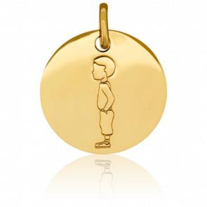 Medalla Niño