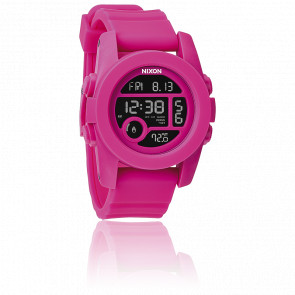 Reloj The Unit 40 Magenta  A490-076 Nixon
