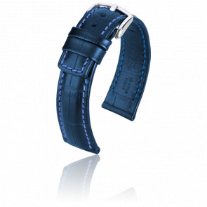Correa Grand Duke Azul - Ancho 20 mm