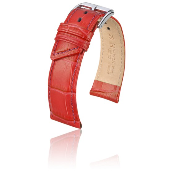 0ead2d755c95 Correa Reloj Roja 18 mm - Ocarat