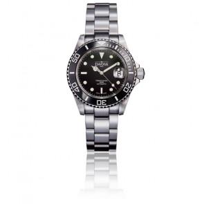 Reloj Ternos Diver Ceramic Black Automático