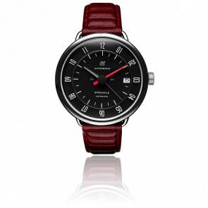 Reloj automático Stradale Black Dial