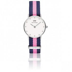 Reloj Classy Winchester Lady Silver 26 mm