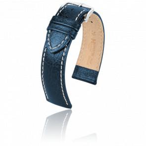 Correa Jumper Azul / Silver - Ancho 18 mm