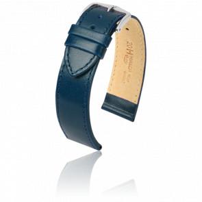 Correa Osiris Azul / Silver - Ancho 16 mm