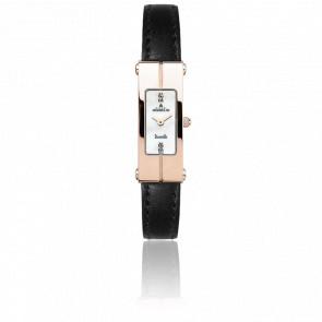 Reloj Lingot Oro Rosa Nácar y Diamantes 1055/PR89